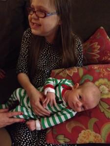 MA & Case Christmas 2014