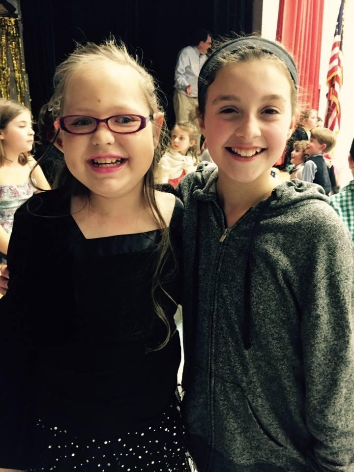 Love the wonderful kids and our ARCAE family! Mary Ashley had a great time at the winter dance.
